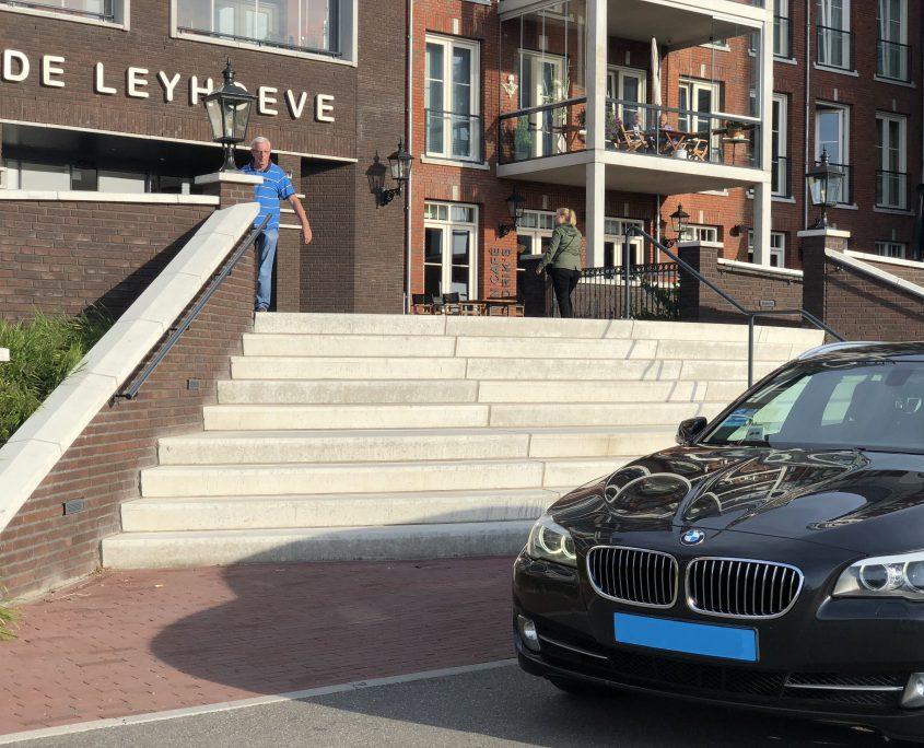 Taxi Tilburg naar Schiphol